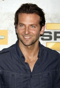Bradley Cooper at Spike TVs 4th Annual Guys Choice Awards held at Sony Studios on June 5th 2010 in Los Angeles