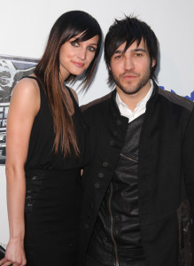 Pete Wentz and his wife Ashlee Simpson arrive to St Judes 30th anniversary of The Empire Strikes Back at Arclight Cinema on May 19th 2010 in Los Angeles 2