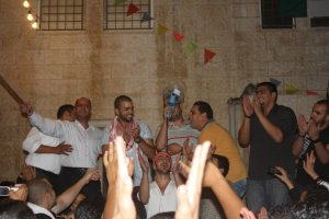 Mohamad Ramadan picture from his arrival at Jordanian Airport 4