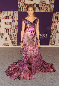 Sarah Jessica Parker arrives at the 2010 CFDA Fashion Awards at Alice Tully Hall at Lincoln Center on June 7th 2010 in New York City 3