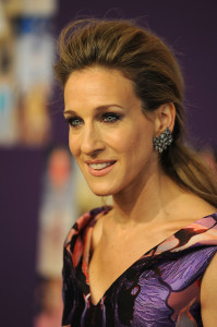 Sarah Jessica Parker arrives at the 2010 CFDA Fashion Awards at Alice Tully Hall at Lincoln Center on June 7th 2010 in New York City 2