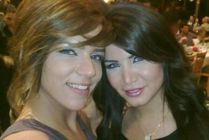 Miral Faisal new picture after leaving star academy seven with her friend Asmae mahalaoui