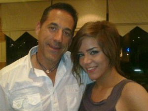 Miral Faisal new picture after leaving star academy seven with her friend teacher george assaf