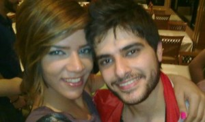 Miral Faisal new picture after leaving star academy seven with her friend nassif zeitoun