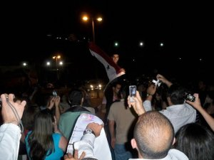 Nassif Zeitoun new photo from his arrival back to syria after winning the title of star academy 8
