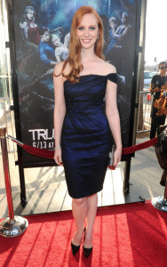 Deborah Ann Woll arrives at True Blood Season 3rd premiere held at ArcLight Cinemas Cinerama Dome on June 8th 2010 in Hollywood 1