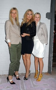 Gwyneth Paltrow seen with Kate Hudson and Naomi Watts at the Stella McCartney 2011 Spring Presentation on June 8th 2010 in the West Village of New York 3