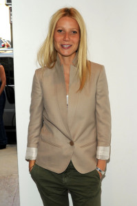 Gwyneth Paltrow at the Stella McCartney Spring 2011 Presentation held at Gavin Browns Enterprise on June 8th 2010 in New York 3