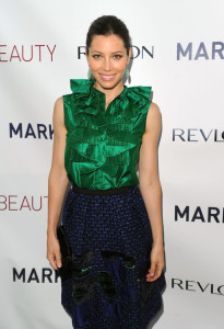 Jessica Biel attends the launch of MARKTBeauty at The Penthouse at Smyth Hotel Tribeca on June 8th 2010 in New York City 1