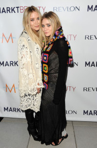 Mary Kate Olsen and Ashley Olsen at the launch of MARKTBeauty at The Penthouse at Smyth Hotel Tribeca on June 8th 2010 in New York City 1