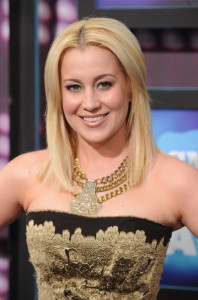 Kellie Pickler arrives at the 2010 CMT Music Awards at the Bridgestone Arena on June 9th 2010 in Nashville Tennessee 2