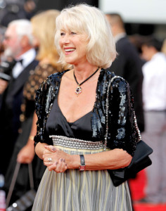 Helen Mirren attends the 38th AFI Life Achievement Award honoring Mike Nichols held at Sony Pictures Studios on June 10th 2010 in Culver City California 1