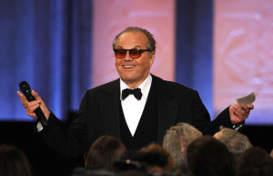 Jack Nicholson attends the 38th AFI Life Achievement Award honoring Mike Nichols held at Sony Pictures Studios on June 10th 2010 in Culver City California 1