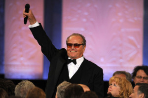 Jack Nicholson attends the 38th AFI Life Achievement Award honoring Mike Nichols held at Sony Pictures Studios on June 10th 2010 in Culver City California 6