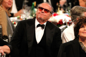 Jack Nicholson attends the 38th AFI Life Achievement Award honoring Mike Nichols held at Sony Pictures Studios on June 10th 2010 in Culver City California 5