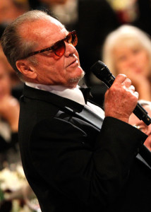 Jack Nicholson attends the 38th AFI Life Achievement Award honoring Mike Nichols held at Sony Pictures Studios on June 10th 2010 in Culver City California 3