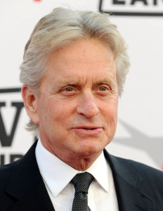 Michael Douglas at the 38th AFI Life Achievement Award honoring Mike Nichols held at Sony Pictures Studios on June 10th 2010 in Culver City California 4