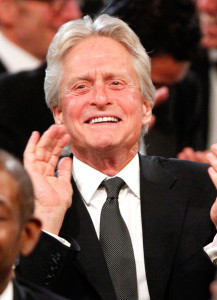 Michael Douglas at the 38th AFI Life Achievement Award honoring Mike Nichols held at Sony Pictures Studios on June 10th 2010 in Culver City California 3