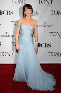 Catherine Zeta Jones attends the 64th Annual Tony Awards at The Sports ClubLA on June 13th 2010 in New York City 3