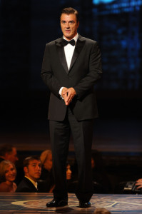 Chris Noth speaks onstage at the 64th Annual Tony Awards at The Sports ClubLA on June 13th 2010 in New York City 1