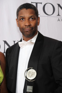 Denzel Washington attends the 64th Annual Tony Awards at The Sports ClubLA on June 13th 2010 in New York City 1