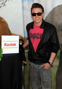 Jesse McCartney at the 21st A Time For Heroes Celebrity Picnic sponsored by Disney held at Wadsworth Great Lawn on June 13th 2010 in Los Angeles 6