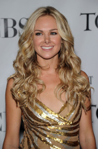 Laura Bell Bundy attends the 64th Annual Tony Awards at The Sports ClubLA on June 13th 2010 in New York City 4