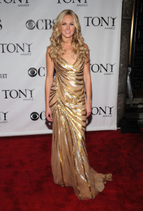 Laura Bell Bundy attends the 64th Annual Tony Awards at The Sports ClubLA on June 13th 2010 in New York City 3