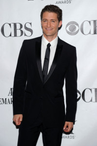 Matthew Morrison attends the 64th Annual Tony Awards at The Sports ClubLA on June 13th 2010 in New York City 3