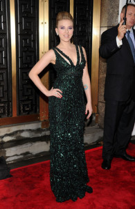 Scarlett Johansson attends the 64th Annual Tony Awards at The Sports ClubLA on June 13th 2010 in New York City 3