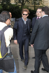 Bradley Cooper attends a photocall for the Joe Carnahans film Lagence Tous Risques on June 14th 2010 in Paris 2