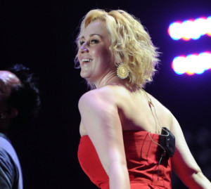 Kellie Pickler performs during the 2010 CMA Music Festival on June 13th 2010 in Nashville Tennessee 4