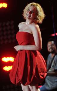 Kellie Pickler performs during the 2010 CMA Music Festival on June 13th 2010 in Nashville Tennessee 7