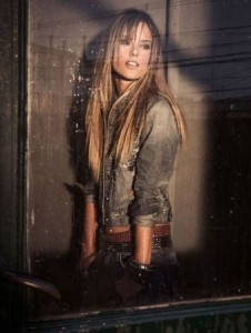 Alessandra Ambrosio photo from the Osmoze June 2010 advertisement shoot 12
