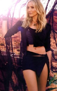 Cameron Diaz photo shoot for the July 2010 issue of InStyle magazine 2