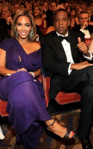 Jay Z and Beyonce Knowles seen at the 64th Annual Tony Awards at The Sports ClubLA on June 13th 2010 in New York