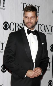 Ricky Martin attends the 64th Annual Tony Awards at The Sports ClubLA on June 13th 2010 in New York 4