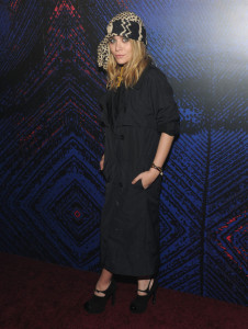 Ashley Olsen attends the YSL Belle DOpium fragrance launch at The YSL Stage on June 17th 2010 in New York 4