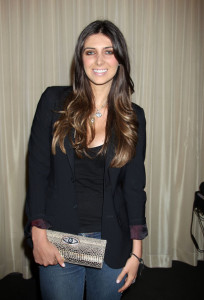 Brittny Gastineau attends the THQ Take No Prisoners party hosted by Rachel Bilson at the Standard Hotel in Los Angeles 3