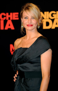 Cameron Diaz attends the Knight and Day premiere at the Lope de Vega Theater on June 15th 2010 in Seville Spain 7