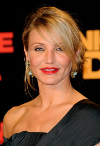 Cameron Diaz attends the Knight and Day premiere at the Lope de Vega Theater on June 15th 2010 in Seville Spain 4