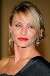 Cameron Diaz attends the Knight and Day premiere at the Lope de Vega Theater on June 15th 2010 in Seville Spain 6