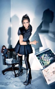 Jessica Alba photo shoot for the Summer 2010 issue of GenLux magazine 6