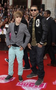 Justin Bieber arrives on the red carpet of the MuchMusic Video Awards on June 20th 2010 in Toronto Canada 2