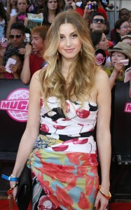 Whitney Port attends the MuchMusic Video Awards on June 20th 2010 in Toronto Canada 2