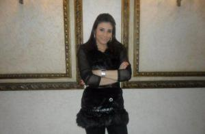 recent 2011 photo of Tahira Hmamich 1