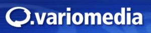 Logo of VarioMedia Domain Name Registrar