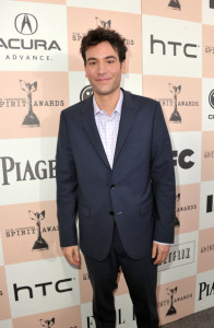 Josh Radnor attends the 2011 Film Independent Spirit Awards at Santa Monica Beach on February 26th 2011 in Santa Monica 1