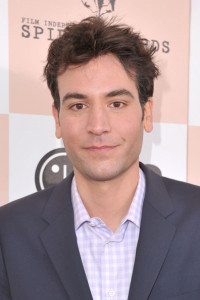 Josh Radnor attends the 2011 Film Independent Spirit Awards at Santa Monica Beach on February 26th 2011 in Santa Monica 2