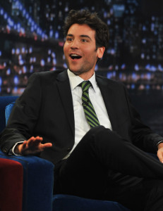 Josh Radnor picture while at the Late Night with Jimmy Fallon at Rockefeller Center on March 1st 2011 in New York City 1